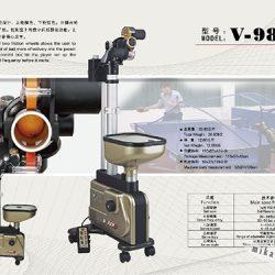 Máy bắn bóng Y&T V989D