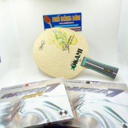 Bộ vợt Okami + Rakza 7