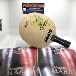 Bộ vợt Okami + Mark V