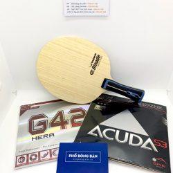 Bộ vợt Alnade +HeraG42 +Acuda